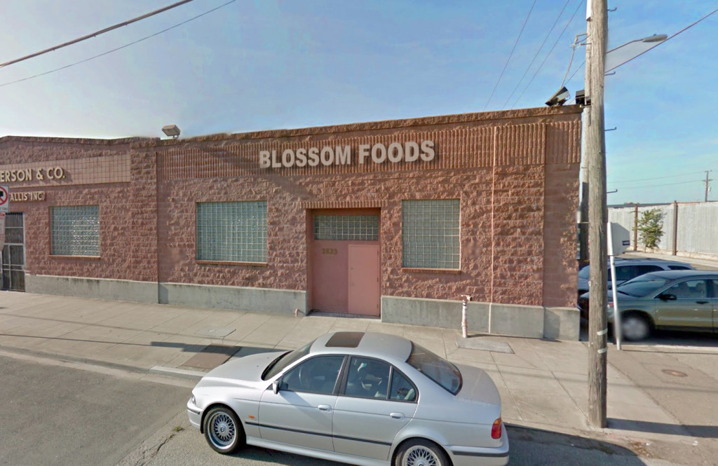 Blossom Foods Store Front